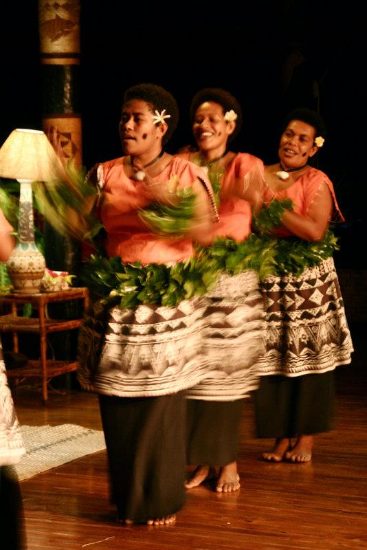 Meke & Kava Night - Nukubati Island Resort: Fiji Private Island